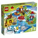 LEGO Duplo Town 10805 - Viaggio Intorno al Mondo