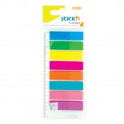 Carta Memo Taggy Segna Pagina Adesivo 8 Colori