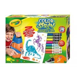 Aerografo Color Spray Crayola