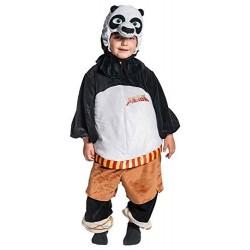 Costume Kung Fu Panda Taglia M - Età 5-7 Anni