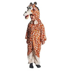 Costume Melman di Madagascar - 5/7 Anni